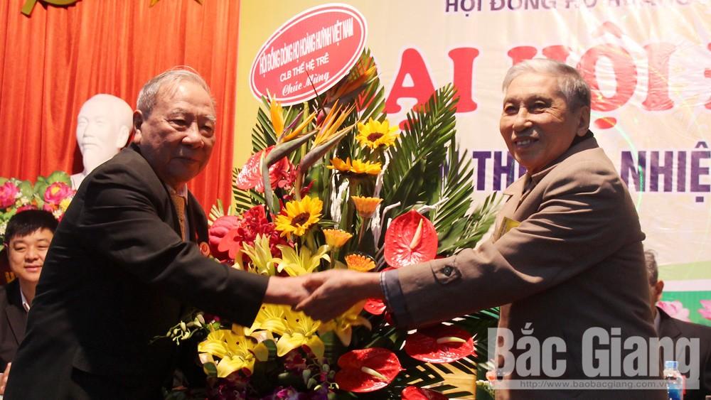 Phấn đấu 100% dòng họ Hoàng- Huỳnh tỉnh Bắc Giang có quỹ khuyến học, khuyến tài